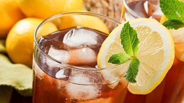 Mrożona herbata - smaczne oczyszczenie organizmu