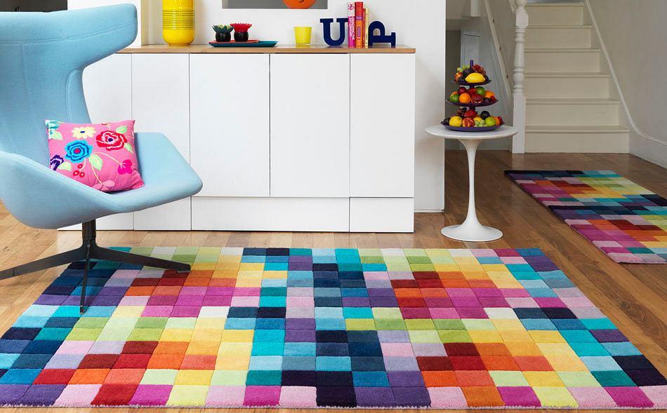 najmodniejsze dywany z polskich sklep w sprawd co jest teraz na topie. Black Bedroom Furniture Sets. Home Design Ideas