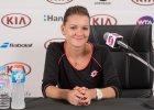 WTA w Pekinie. W�oszka Vinci rywalk� Radwa�skiej w drugiej rundzie