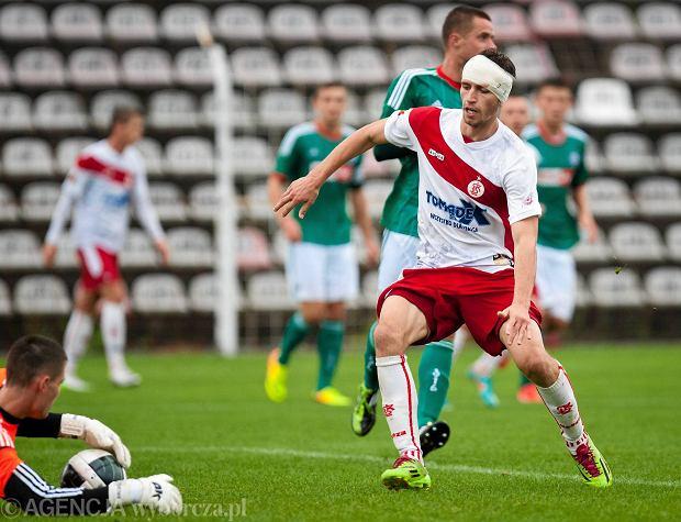 Pogromcy ŁKS trafili w Pucharze Polski na lidera IV ligi