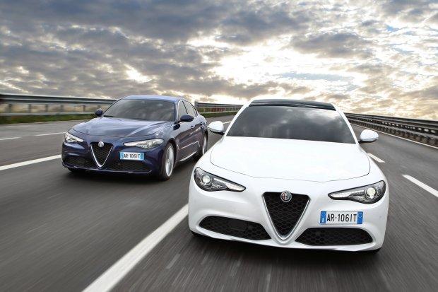 Alfa Romeo Giulia | Ceny w Polsce | Czas na silnik benzynowy