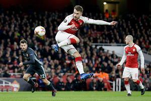 Liga Europy. Arsenal gromi CSKA. 14 bramek w czterech spotkaniach