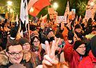 """Zagraniczne portale o protestach w Polsce: """"Nie chodzi tylko o media"""""""