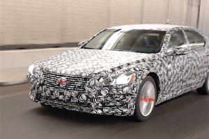 Prototypy | Lexus LS | Czas na turbodo�adowanie?