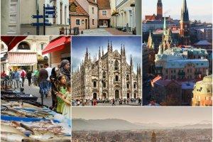Jesienne city break. 5 nietuzinkowych europejskich miast, do których tanio dolecicie w październiku i listopadzie