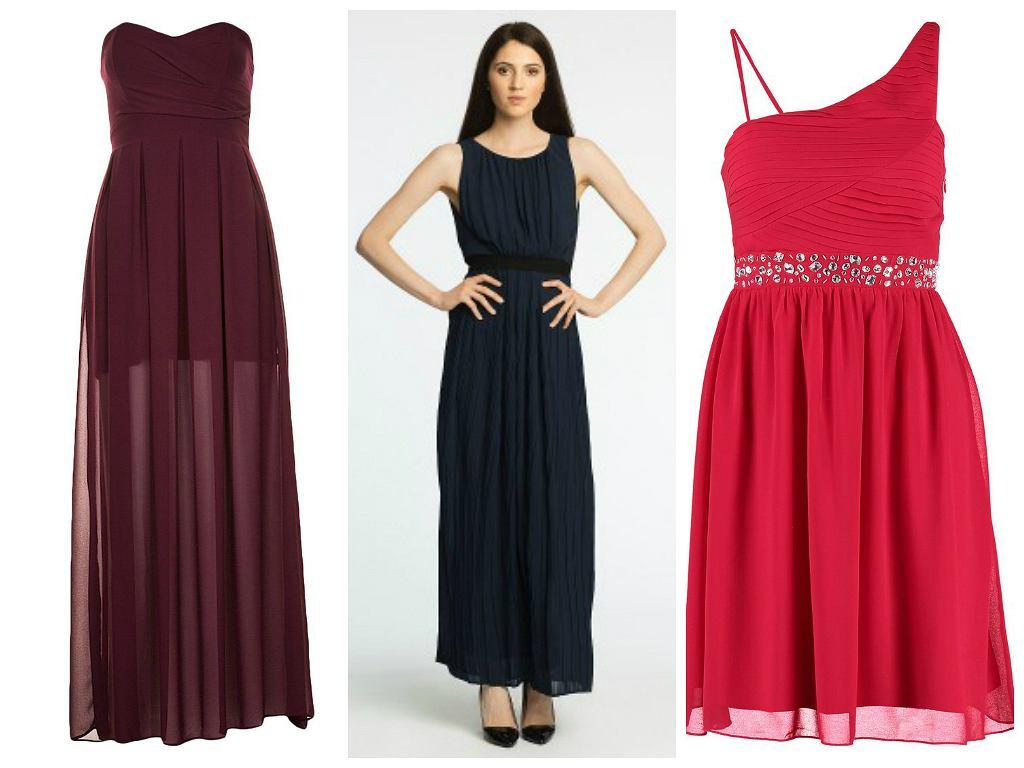 04338e1d56 Przegląd najładniejszych sukienek wieczorowych do 200 zł