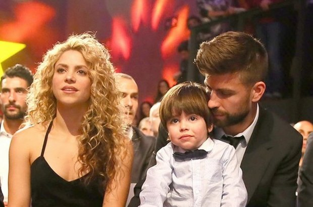 Shakira i Gerard Pique to jedna z naszych ulubionych rodzin show-biznesu. Ona piękna, on przystojny, a do tego Milan... Zobaczcie zdjęcia i przyznajcie sami - ten maluch jest NAJSŁODSZY.