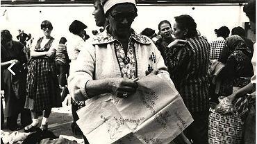 Hala targowa w Gdyni, lata 70.