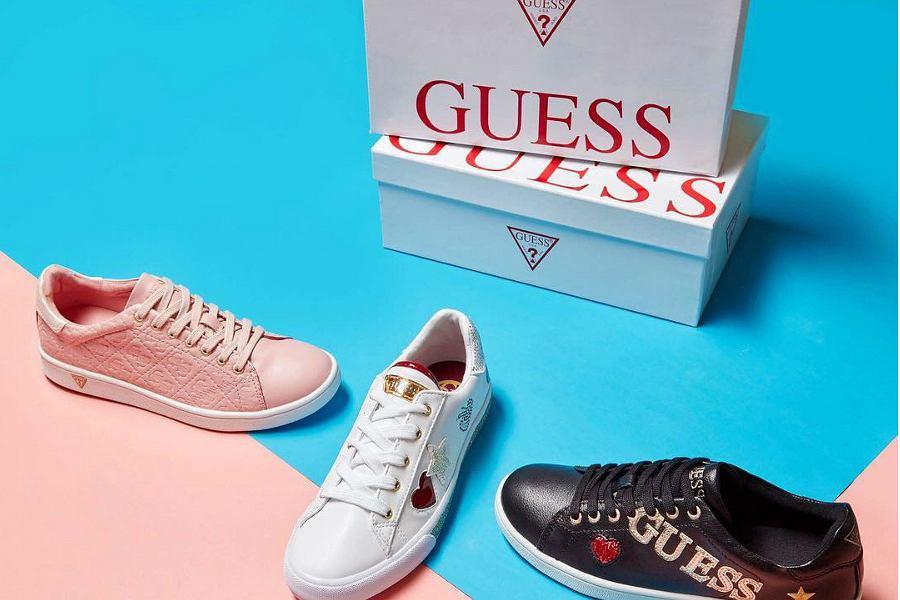 1c568f9a6c51b sneakersy Guess Instagram   eobuwie. REKLAMA. Podczas akcji promocyjnej w sklepie  internetowym ...