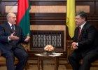 Tajne pertraktacje �ukaszenki z Poroszenk� w Kijowie