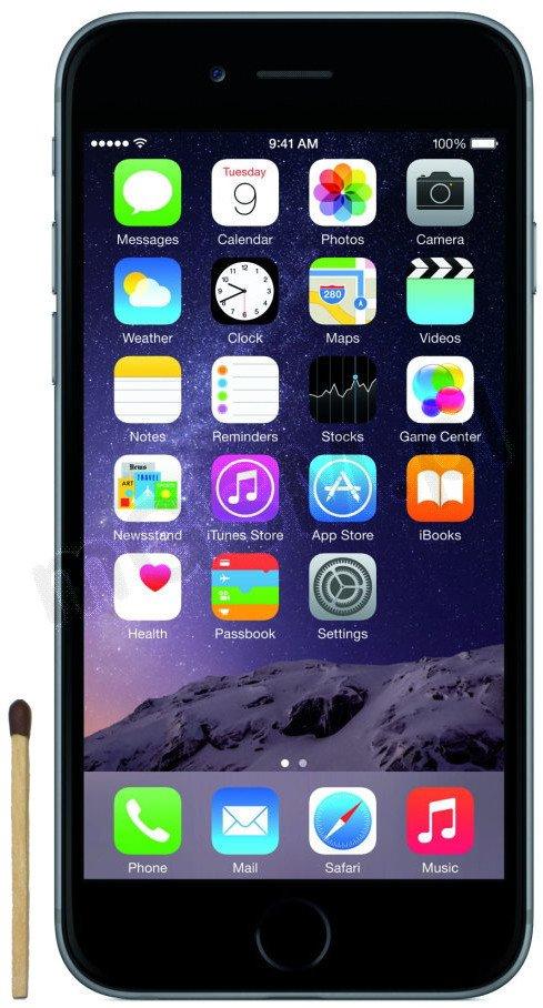 iPhone 6 - specyfikacja techniczna