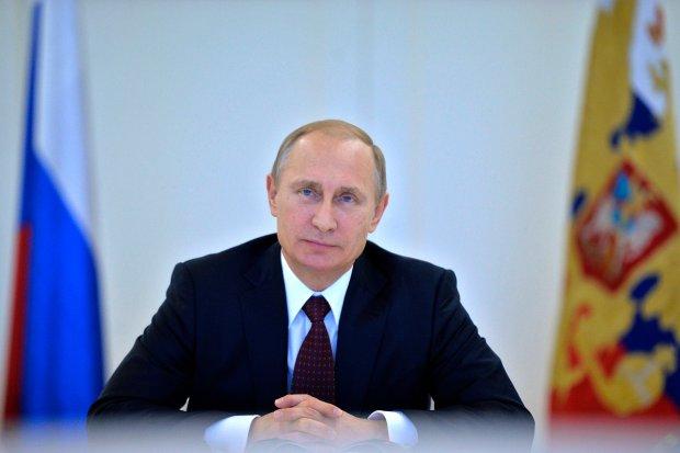 Putin w noworocznym or�dziu: Krym wr�ci� do domu