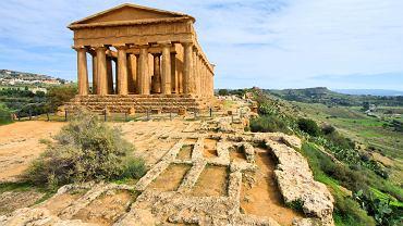Włochy - Agrigento