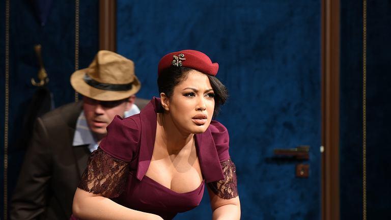 Teatr Capitol - 'Dwie pary do pary' - Olaf Lubaszenko