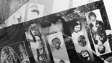 """Zdjęcie, którym zespół Księżyc posługiwał się przy okazji płyty """"Księżyc"""" wydanej w 1996 r."""