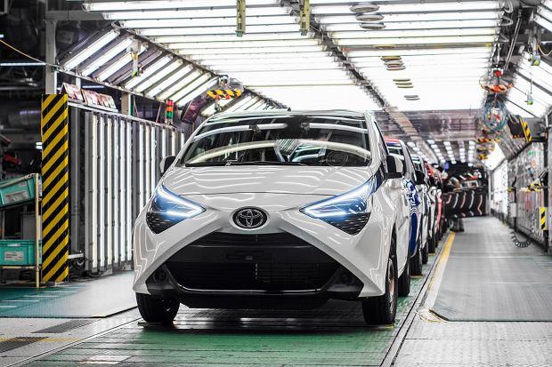 Fabryka Toyoty w Czechach