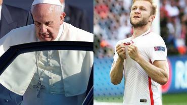 Papie� dostanie prezent od B�aszczykowskiego. Niejeden kibic o takim marzy