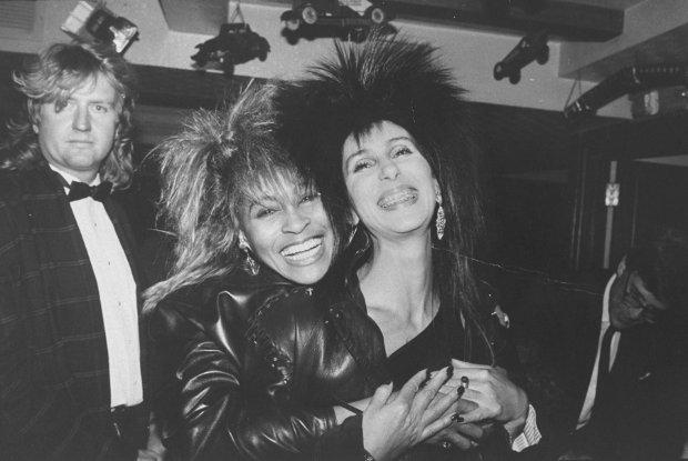 Tina Turner i Cher