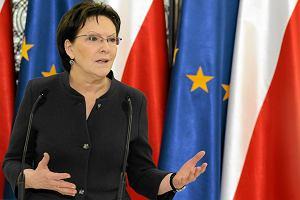 P� roku premier Kopacz: na rynku pracy stabilnie