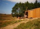Dom z gliny, kamieni i słomy. W Sudetach powstała prawdziwie ekologiczna budowla