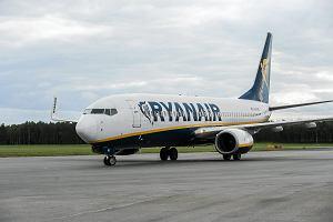 Przez strajki w Ryanairze nie będzie też lotów z Polski i na nasze lotniska. Znana jest już ich lista