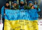 Złota sztafeta Ukrainy: Wita Semeranko, Julia Dżyma, Olena Pidruszna i Walja Semerenko