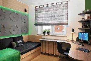 Osłona ściany przy łóżku ikea