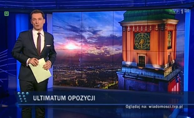 "Rada Programowa TVP o manipulacjach ""Wiadomo�ci"""