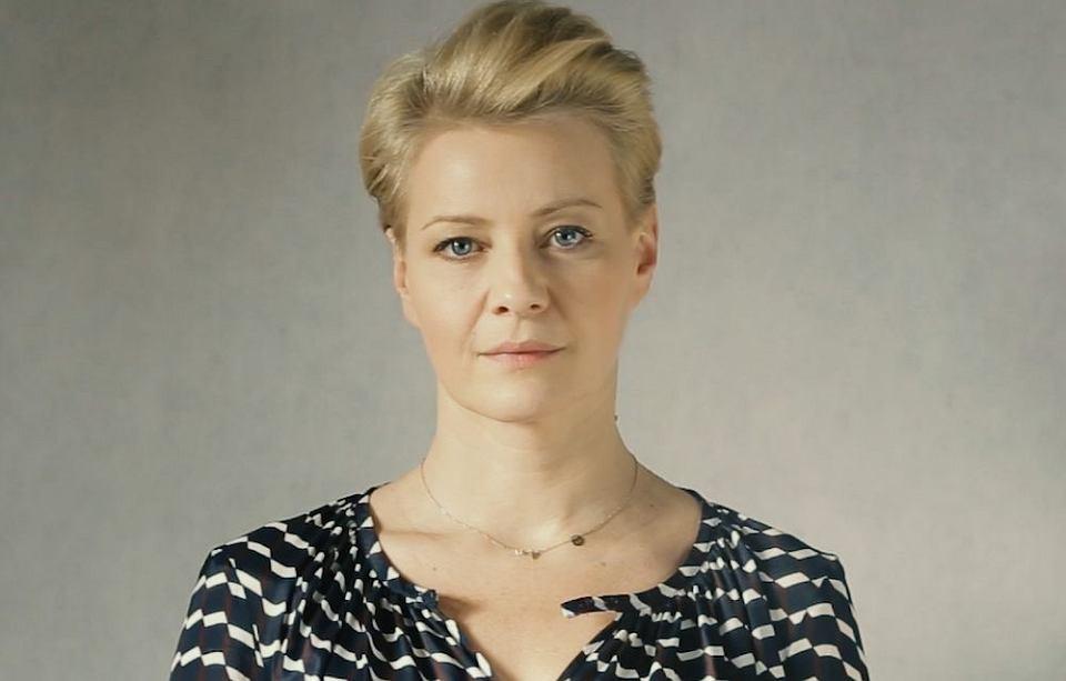Małgorzata Kożuchowska Zmieniła Fryzurę Pokazała Zdjęcie Z Planu 5