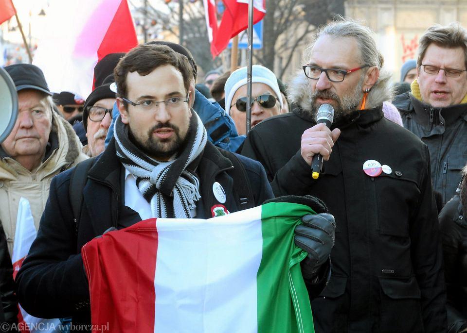 Zdjęcie numer 4 w galerii - Balcerowicz: KOD ratuje nam reputację