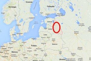 Manewry rosyjskich wojsk powietrzno-desantowych w obwodzie pskowskim. Rejon graniczy z �otw� i Estoni�