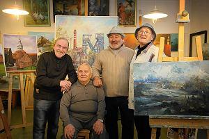 Chopie, ty możesz dobrze malować, czyli 70-lecie Grupy Janowskiej