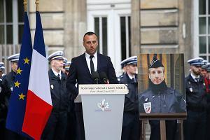 Jego mąż zginął w ataku w Paryżu. Wzruszające pożegnanie. Gdy wychodziłem do pracy, spałeś