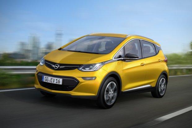 Opel Ampera-e | W przysz�ym roku
