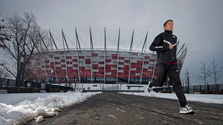 Henryk Szost - najlepszy Polski maratończyk, rekordzista Polski w maratonie jest twarzą Orlen Warsaw Marathon