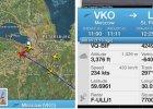 Rosja. Awaryjne lądowanie pasażerskiego boeinga w Petersburgu