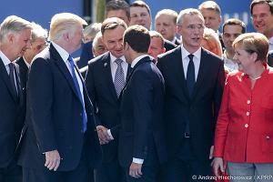 Andrzej Duda rozmawiał z Donaldem Trumpem [SKRÓT DNIA]