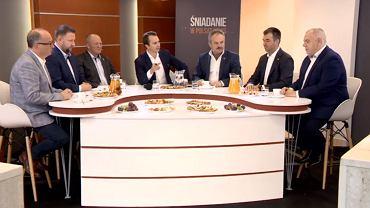 Program 'Śniadanie w Polsat News'
