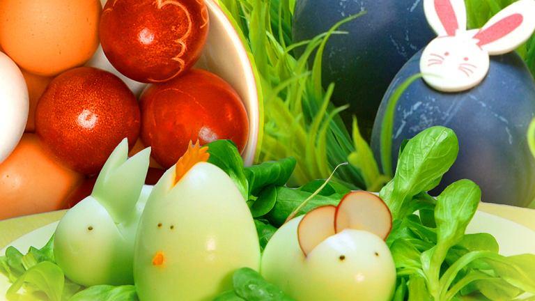Jajka na Wielkanoc muszą być. Te zrobią furorę na świątecznym stole
