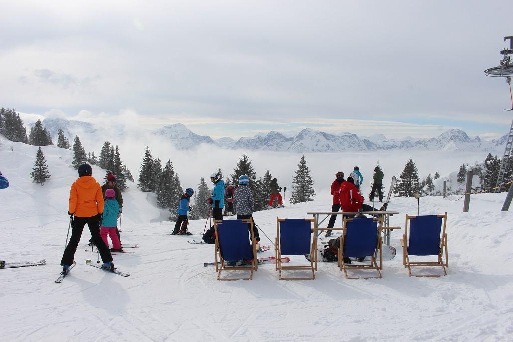 Górna Austria to świetny kierunek na zimowy wyjazd całą rodziną