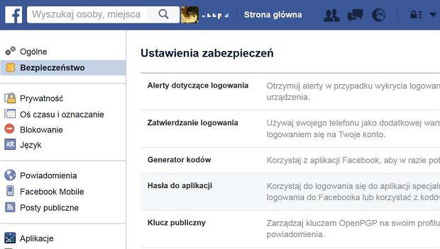 Nowy przekręt na polskim Facebooku