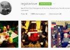 """Knausgard z klocków Lego. Wielbiciel """"Mojej walki"""" na Instagramie odtwarza sceny z książki"""