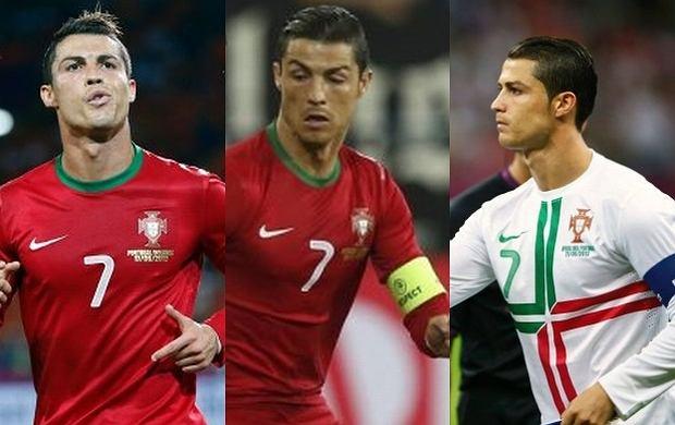 Cristiano Ronaldo I Jego Fryzury Na Euro 2012 Wybierz Najlepszą