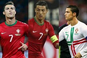Cristiano Ronaldo i jego fryzury na Euro 2012: Wybierz najlepsz�!