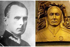 Śródmieście. Płaskorzeźba rotmistrza może i z ikrą, ale czemu wygląda jak Putin?