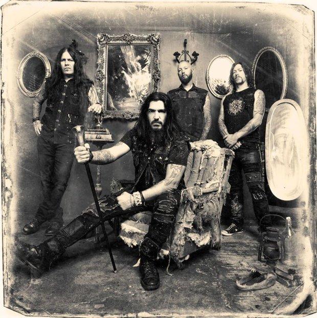 """Zespół Machine Head udostępnił fragmenty utworów z nadchodzącego albumu """"Bloodstone & Diamonds""""."""