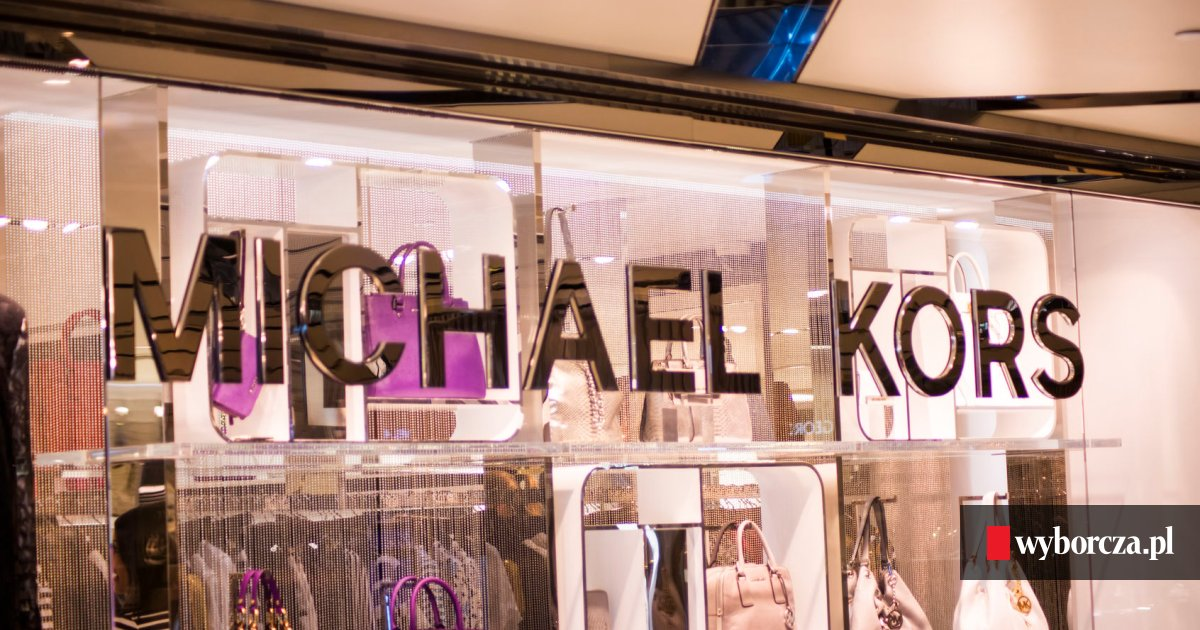 0c3d3c3b7a072 Fuzja w świecie mody: Michael Kors kupuje Jimmy'ego Choo