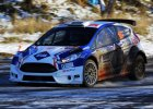 Ford Fiesta R5 | Test | J