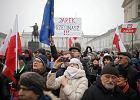 Niektórzy pytają mnie, czemu sterczę pod Sejmem i protestuję. Odpowiem