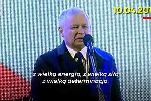 Oto prawda o Smoleńsku. Jarosław Kaczyński zapowiada ją już od lat